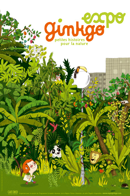 Collectif : Ginkgo