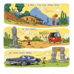 "Bruno Duhamel ""Petits mystères des grands espaces""."