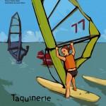 """Lucie Albon & Aline Albon  """"Taquinerie""""."""