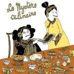 """Anne Simon """"Le mystère culinaire"""""""