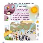 """Philippe le Coq, Coraline de Chiara """"Bounie et les Élémonstres""""."""