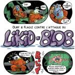 """Tib Gordon """"Likid-blob""""."""