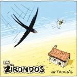 """Troub's  """"Les Zirondos""""."""