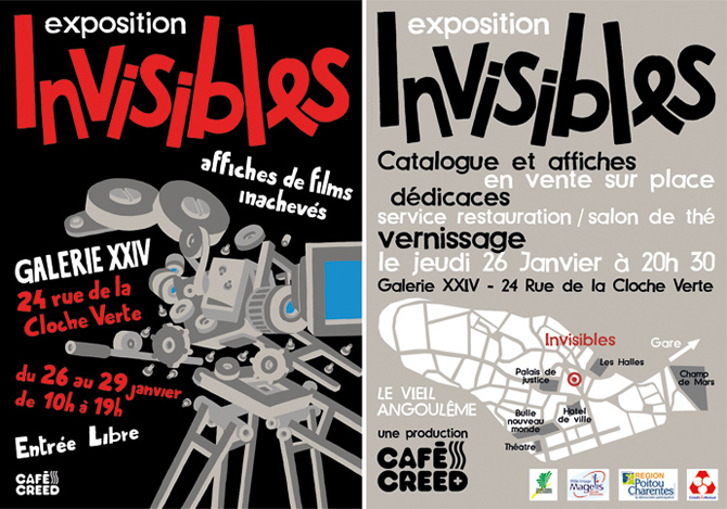 Exposition INVISIBLES
