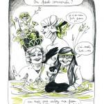 """Art Monstre/ Café Creed - Amandine Ciosi """"Joel Peter Witkin (une journée ordinaire)"""""""
