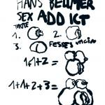 """Art Monstre/ Café Creed - Monsieur Pimpant """"Hans Bellmer sex addict"""""""