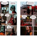Amazing #0 - L'arme // Olivier Joignant + Olivier Leborgne