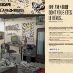 Amazing #0 - Le rescapé de l'après monde // Romain et Jérémie Sein