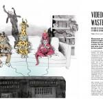 Amazing #0 - Vidéo-Game Wasteland // Fabien Legeron + David Parrat