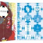 Art Monstre - Couverture : Laurent Bourlaud - édition Café Creed, 2013