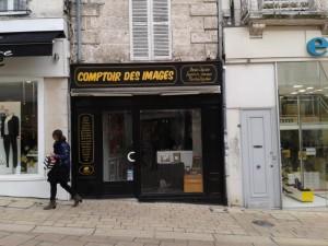 Le Comptoir des images - Angoulême FIBD 2014