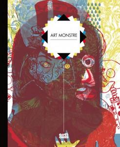 ART MONSTRE - couverture Laurent Bourlaud, Café creed, 2013
