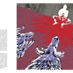 Amazing #1 - La fin des dieux / Sylvie Nève · Thales Lira - Café Creed, 2014