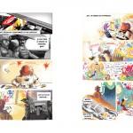 Amazing #1 - DI 6 / Alexandre Froufe · Laure Clemansaud Lucile Duchemin · Nicolas Castera  - Café Creed, 2014