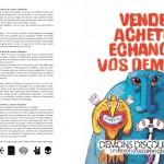 Amazing #1 - Pour quel culte êtes-vous fait ? / Olivier Garcelon - Pub / Vorbik - Café Creed, 2014