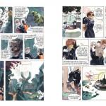 Amazing #1 - Mutantes / Elsa Fanton Danton · Naïs Coq - Café Creed, 2014