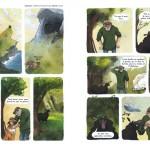 Amazing #1 - Brebis noire / Clémence Rossi de Lala · Eyvie - Café Creed, 2014