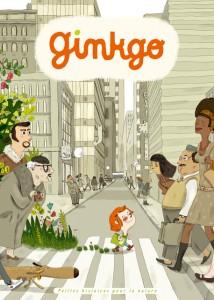 Ginkgo - Couverture M. Rigaudie & A. Clérisse, Café Creed, 2009